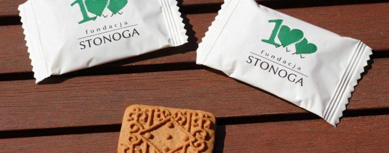 Ciasteczka kakaowe, 3g, flow-pack, min. 3000szt.