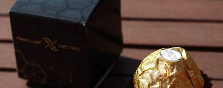 Ferrero rocher w opakowaniu reklamowym, min.250szt.