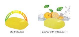 Cukierki reklamowe twarde z witaminami min. 25kg
