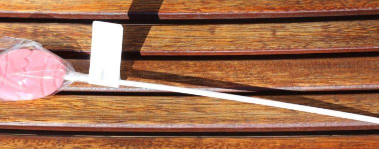 Lizaki pisanki wielkanocne z chorągiewką, min. 500szt.