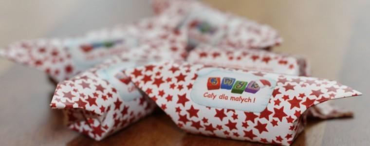 Polskie dzieci jedzą nasze krówki :)