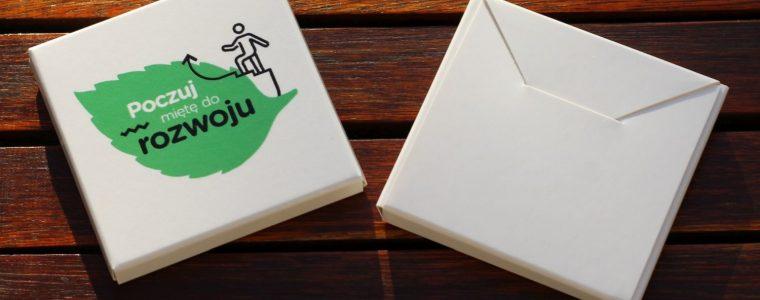 Herbata lub zioła w kopertce reklamowej, min. 100szt.