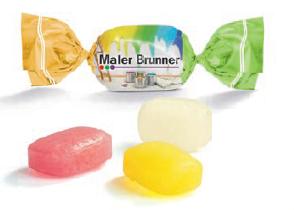 Cukierki w 7 dni z nadrukiem CMYK na folii, min. 25 kg