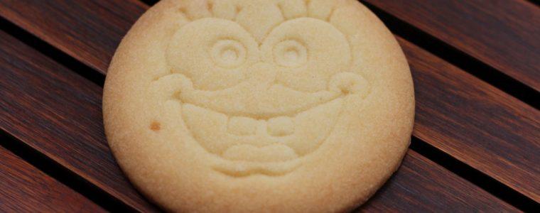 Ciasteczka okrągłe/prostokątne z tłoczeniem, min. 100szt.