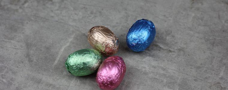 Pastelowe jajka w luzie, min. 0,5kg