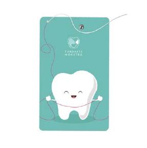 Nić dentystyczna, min. 300szt.