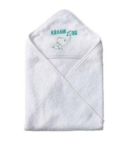 Ręcznik niemowlęcy z logo, min. 50szt.