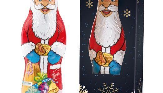 Mikołaj czekoladowy w kartoniku, min. 531szt.